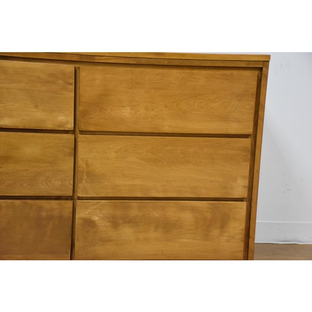 Solid Birch Dresser by Leslie Diamond for Conant Ball - Image 9 of 11