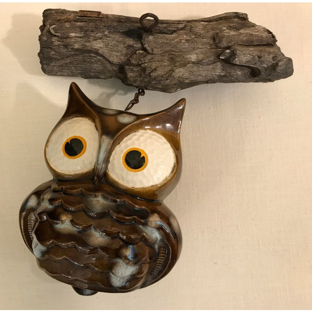 Vintage Owl Wind Chime - Image 6 of 7