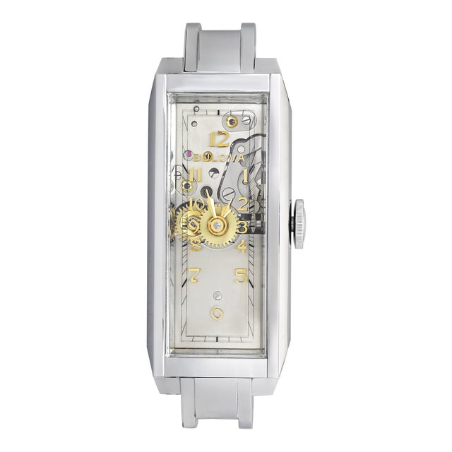 Bulova Watch Co. Presentation Model Timepiece For Sale