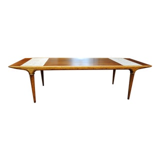 "Lane Mid-Century ""Cosmopolitan"" Series Coffee Table"