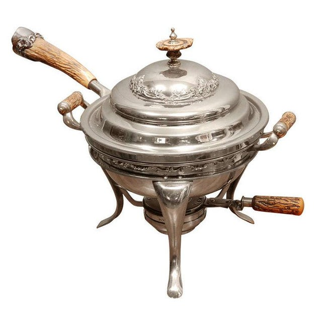 American Chafing Dish For Sale - Image 9 of 9