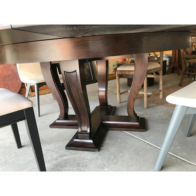 Soho Jupe Dining Table For Sale In Raleigh - Image 6 of 12