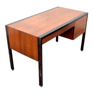 1960s American Harvey Probber Rosewood Desk For Sale