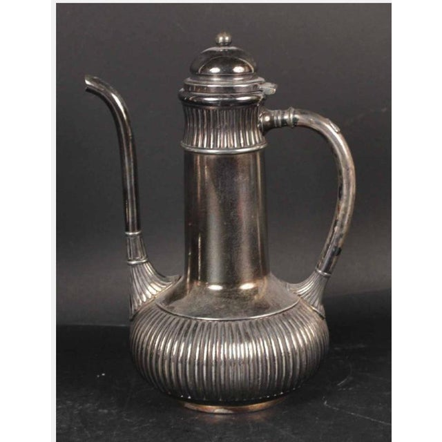 Moorish Coffee Pots From the Aesthetic Movement - Set of 3 For Sale In Palm Springs - Image 6 of 7