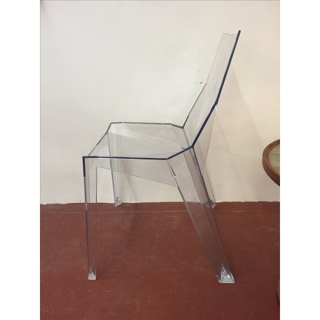 Bonaldo Clear Indoor or Outdoor Chair - Image 5 of 6