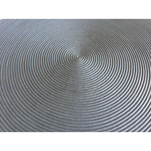 Afritamu Christian Astuguevielle Black Rope Coffee Table - Image 4 of 5