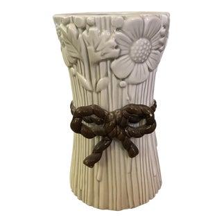 Fitz & Floyd Flower Bunch Vase