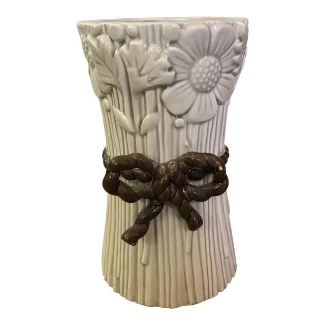 Fitz & Floyd Flower Bunch Vase - Image 1 of 4