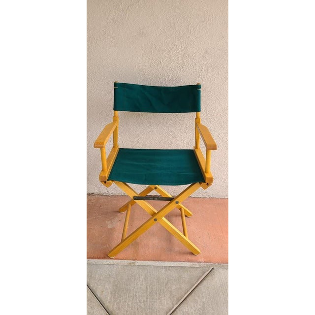 Late 20th Century Director's Chair For Sale - Image 11 of 11