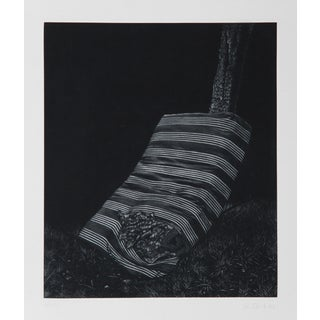 Gerde Ebert, Mattress, Mezzotint For Sale
