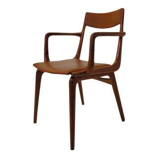 Vintage Mid Century Alfred Christensen Armchair For Sale