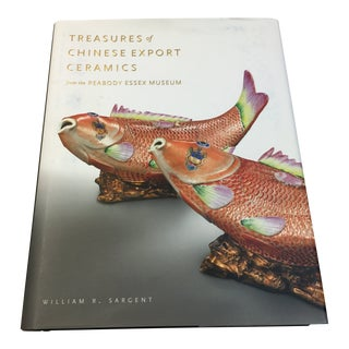Treasures of Chinese Export Ceramics Book For Sale