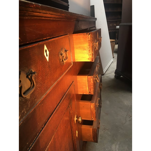 Circa 1780's Welsh Anglesey Cabinet For Sale In Los Angeles - Image 6 of 8