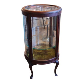 Antique Curved Display