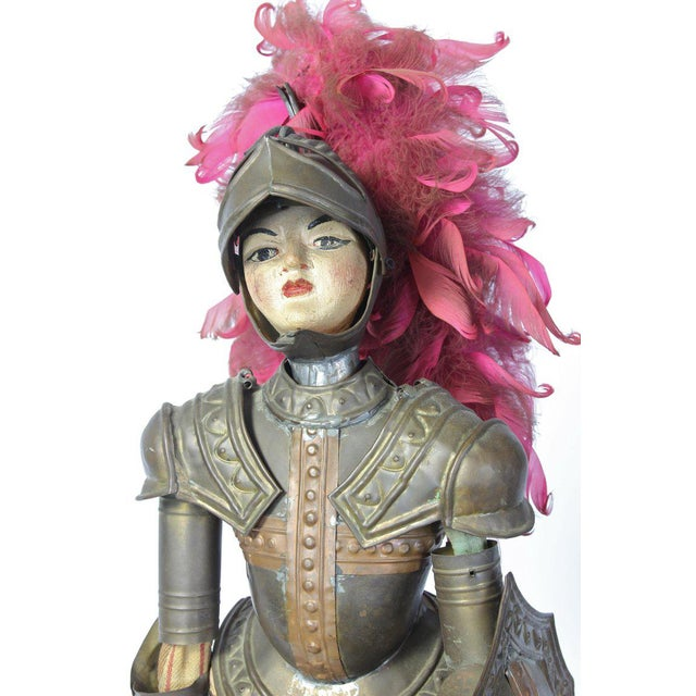 Pair of Mid-19th Century Sicilian Marionettes For Sale - Image 9 of 11