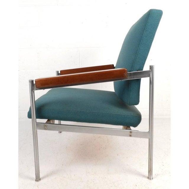 Vintage Modern Fritz Hansen Arm Chair - Image 3 of 10