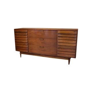 Mid Century American of Martinsville Merton Gershun Credenza Dresser For Sale