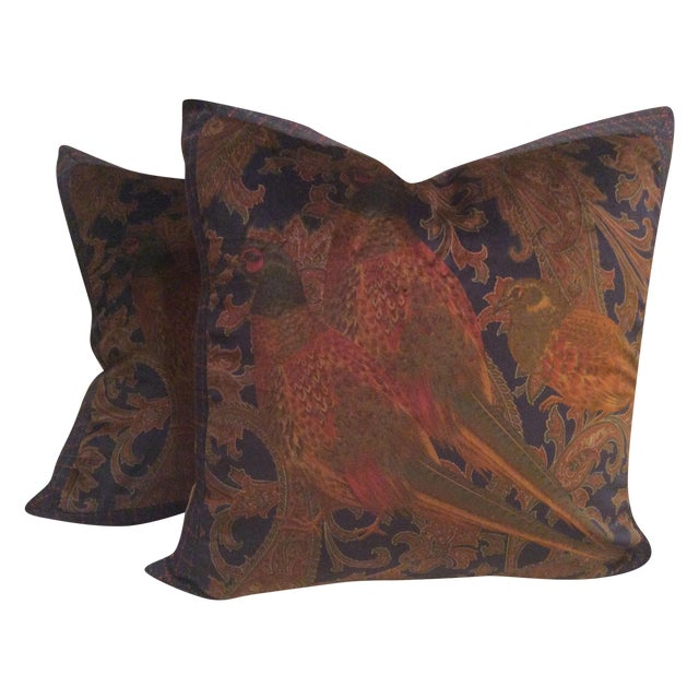 Ralph Lauren Hunting Manor Down Pillows