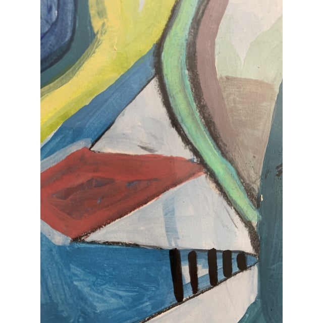 Original Contemporary Abstract Painting For Sale - Image 4 of 5