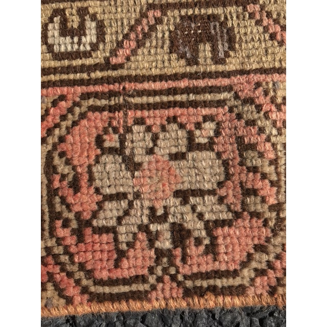 "Antique Persian Malayer Rug - 2'3"" x 3' - Image 7 of 11"