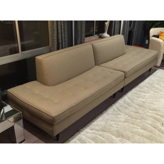Room & Board Mid-Century Style Sectional Sofa - Image 4 of 6