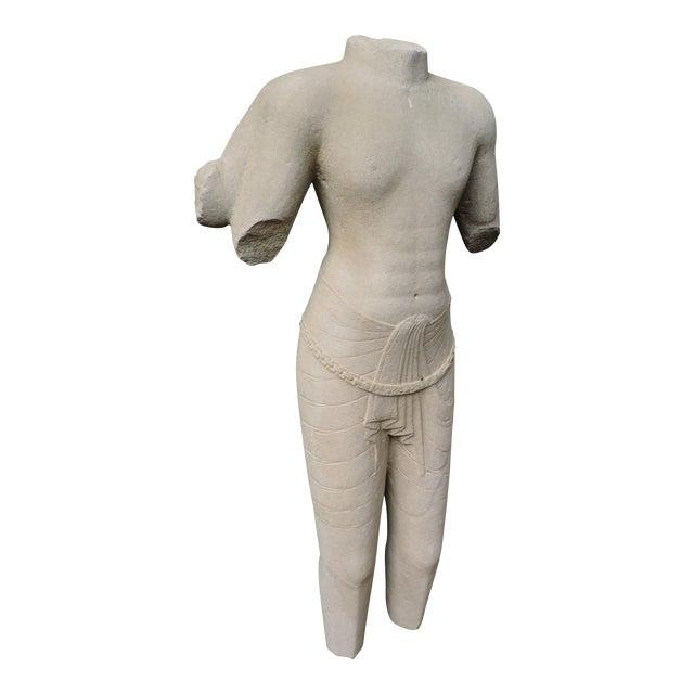Facsimile of Period Khmer Figure For Sale