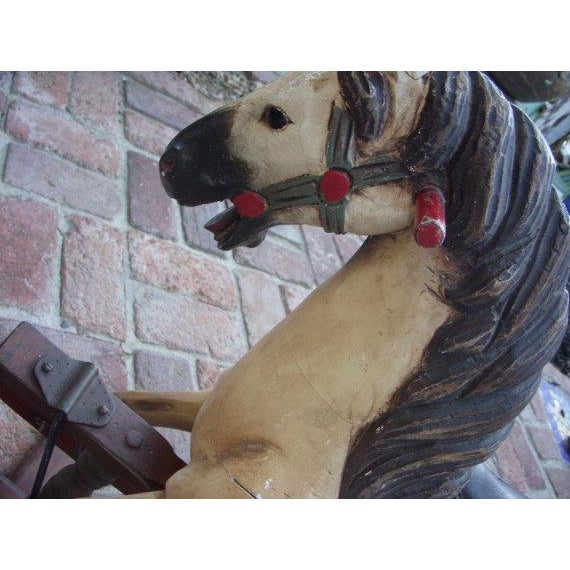 Victorian Toy Horse - Image 7 of 8