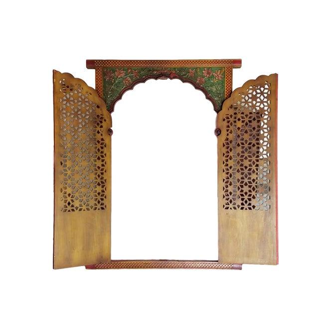 Jharokha Hand-Carved Window Frame - Image 3 of 4