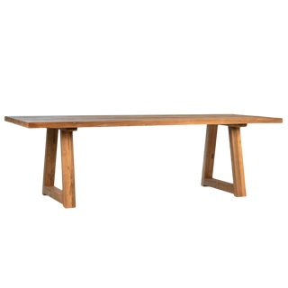 Kendall Reclaimed Teak Dining Table For Sale