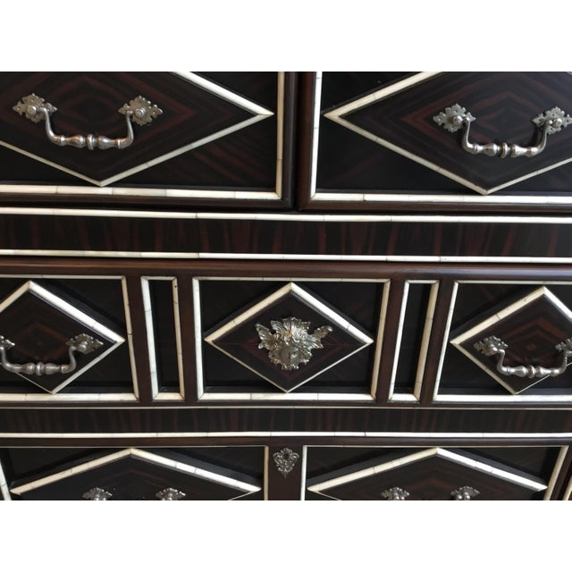 Century Furniture Art Deco Style Chest By: Century For Sale - Image 4 of 9