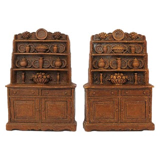 Cupboard Bookends For Sale