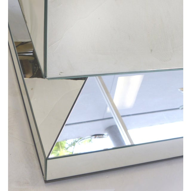 Angled Mirror Console -- or Dinning Table Base - Image 4 of 9