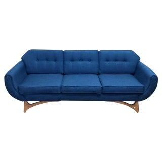 Custom Mid Century Style Sofa