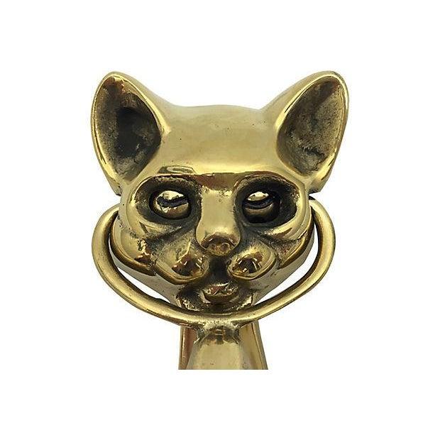 Winking Cat Door Knocker - Image 7 of 7