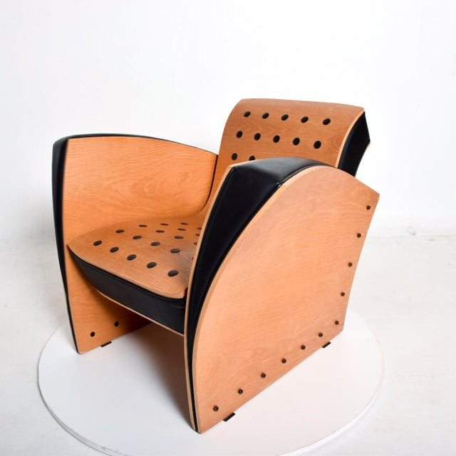 Ron Arad Contemporary Modern Fauteuil Crust Arm Chair For Sale - Image 11 of 11