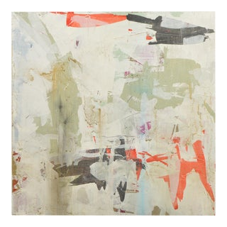 Untitled Signed Original Abstract Painting 7108 For Sale