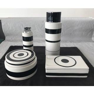 1960s Mid-Century Raymor Mancioli Ceramics - Set of 4 Preview