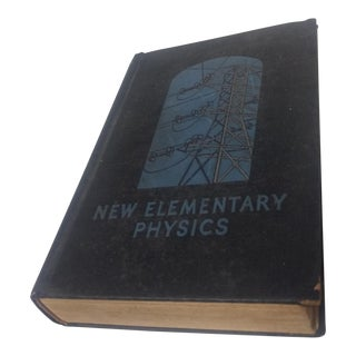 New Elementary Physics by Robert Andrews Millikan