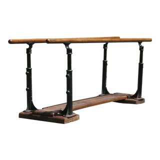 Antique A.G. Spalding & Bros. Parallel Bars For Sale