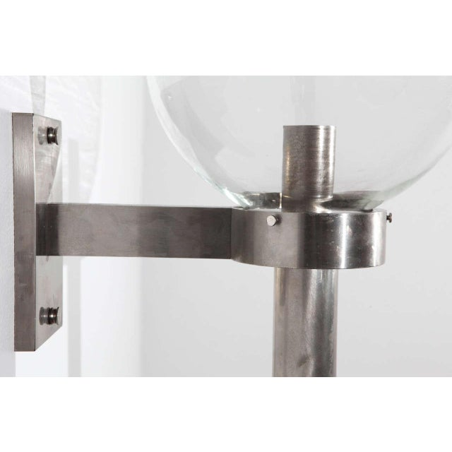 1960s 1960s Wall Sconce in the Style of Arredoluce For Sale - Image 5 of 8