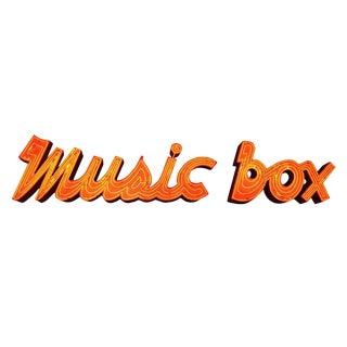Music Box Neon Marquee Circa 1960