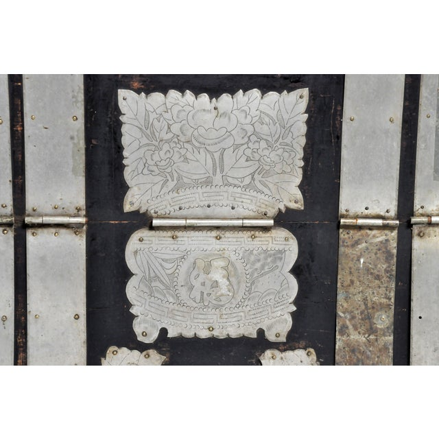 Late 19th Century Korean Wedding Chest For Sale - Image 10 of 13
