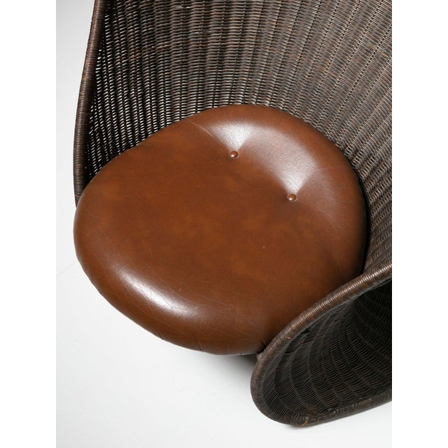 Foglia Lounge Chair by Travasa for Bonacina For Sale - Image 6 of 8