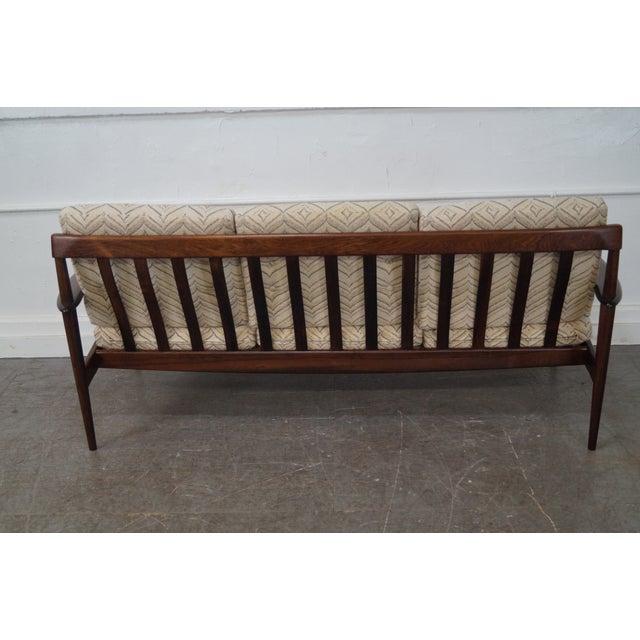Ole Wanscher P. Jeppsen Rosewood Vintage Danish Sofa - Image 4 of 10