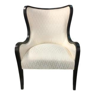 Modern Downey Wingbat Fairfield Chair For Sale