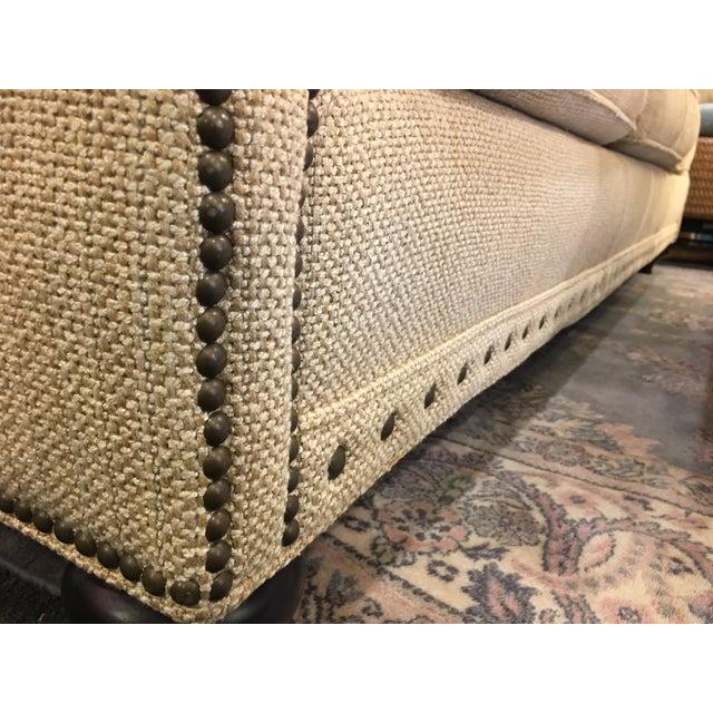 Tan Ralph Lauren Home Sherborne Sofa For Sale - Image 8 of 8