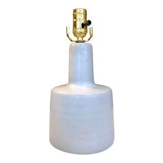 Pottery Lamp by Jane & Gordon Martz For Sale