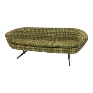 1960s Vintage Overman Sweden Pod Sofa For Sale