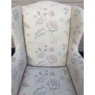 Traditional Drexel Wingback Accent Chair Preview