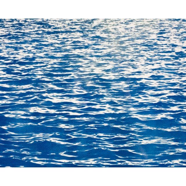 Blue Ocean Waves - Image 3 of 6